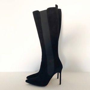 Manolo blahnik tungadehi tall boots